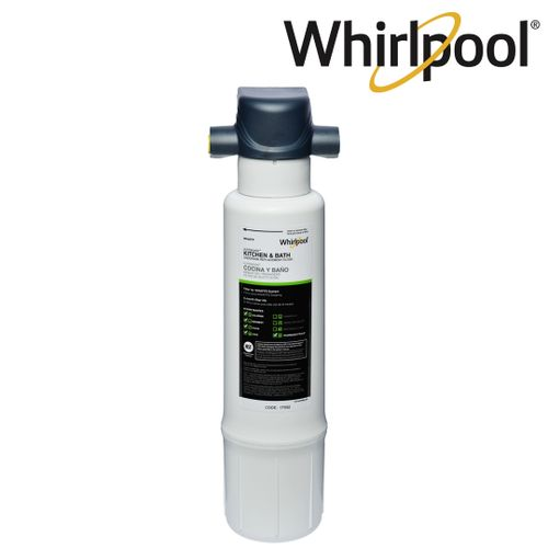 Whirlpool UltraEase™ Kitchen & Bath Undersink Water Filtration System