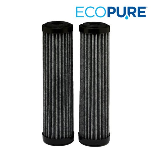 EcoPure Universal Fit Flow and Capture Technology (FACT) Whole House Water Filter