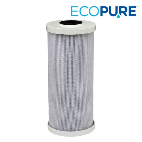 EcoPure Universal Fit Carbon Block Whole House Water Filter