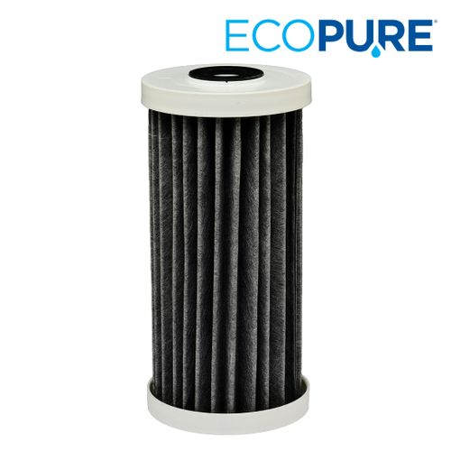 EcoPure Large Universal Fit Flow and Capture Technology (FACT) Whole House Water Filter