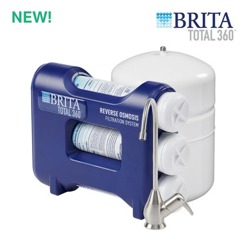 Brita Total360 Reverse Osmosis Drinking Water Filtration System