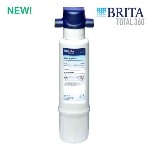 Brita Total360 Kitchen + Bathroom Under Sink Filtration System
