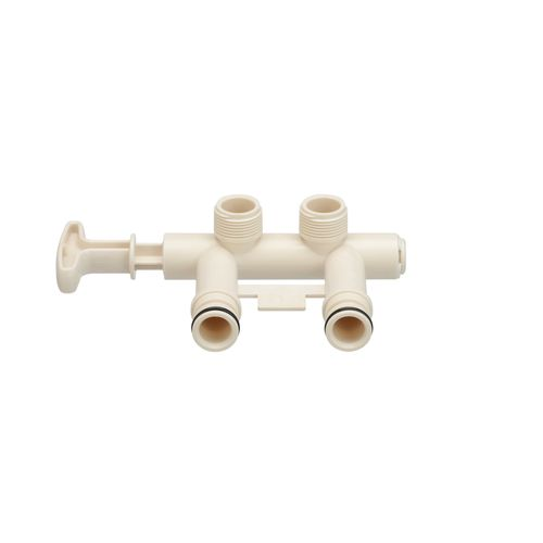 """Threaded Bypass Assembly for 3/4"""" Valve"""