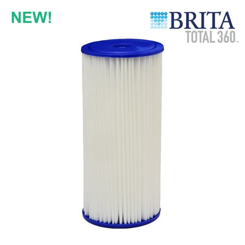 Brita Total360 Pleated Poly High Capacity Whole Home Replacement Filter