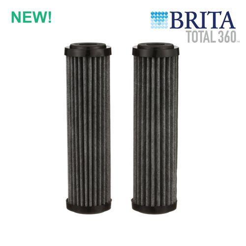 Brita Total360 Carbon Replacement Filter Set (2-Pack)