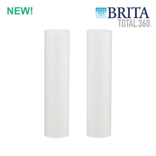 Brita Total360 Melt Blown Whole Home Sediment Filter (2-Pack)