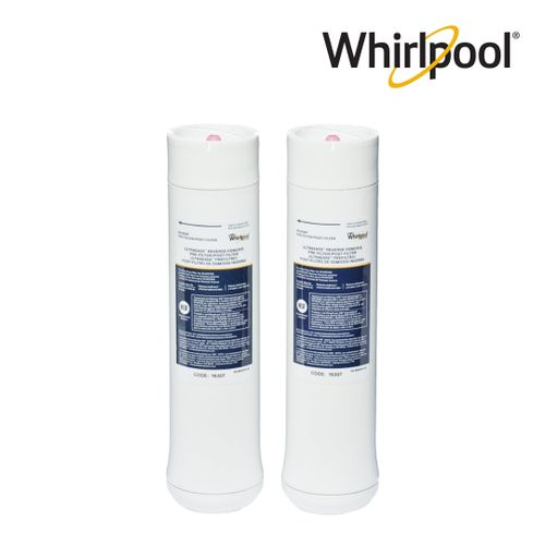 Whirlpool UltraEase™ Reverse Osmosis Replacement Pre-Filter/Post-Filter Set