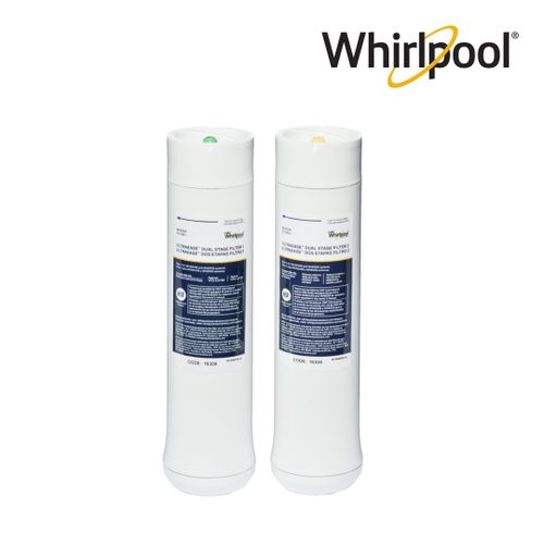 Whirlpool UltraEase™ Dual Stage Replacement Filters
