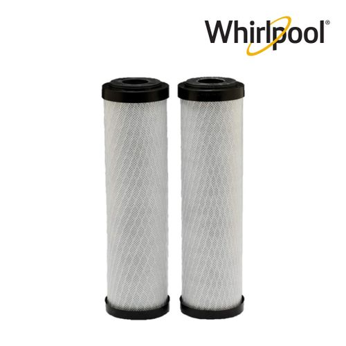 Whirlpool Carbon Whole Home Water Filters - 2-Pack