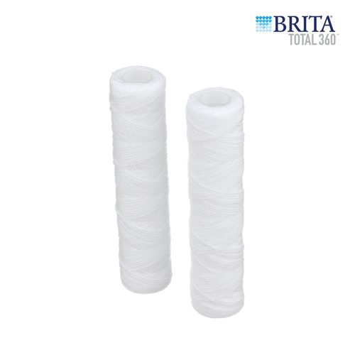 Brita Total360 String Wound Replacement Water Filter (2-Pack)