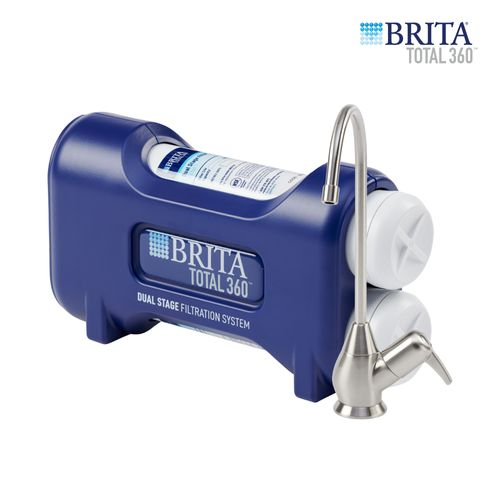 Brita Total360 Two Stage Drinking Water Filtration System
